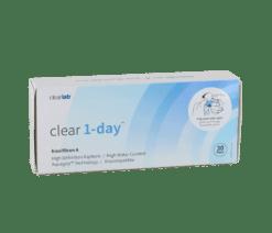 Clear 1-day (30er Box)