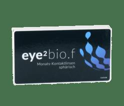 eye2 bio.f Monats-Kontaktlinsen sphäerisch (6er Box)