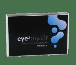 eye2 my.air Monats-Kontaktlinsen multifocal (3er Box)