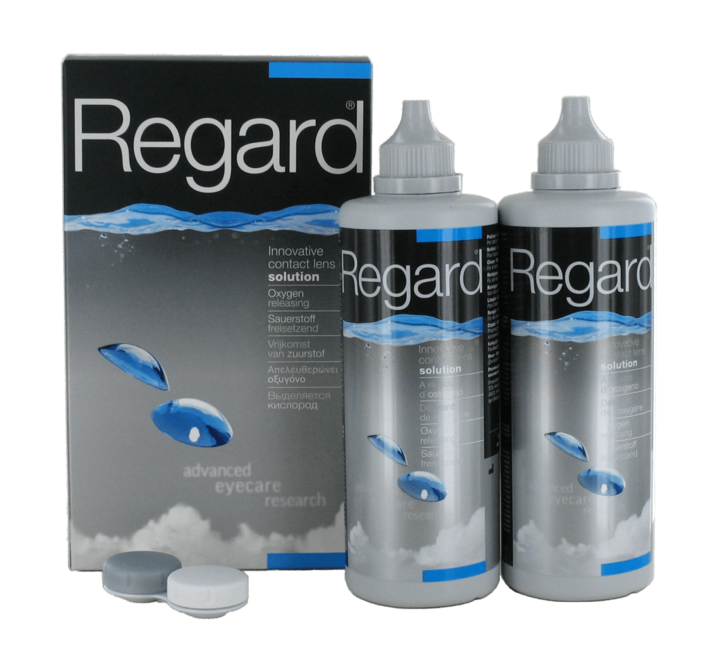 Regard (2x355ml+1 flacher Linsenbehälter)