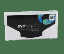 eye2 aqafit Monats-Kontaktlinsen sphärisch