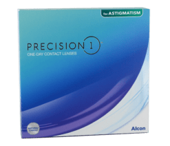PRECISION1 for ASTIGMATISM (90er Box)