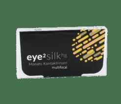 eye² silk hg multifocal Monats-Kontaktlinsen (3er Box)